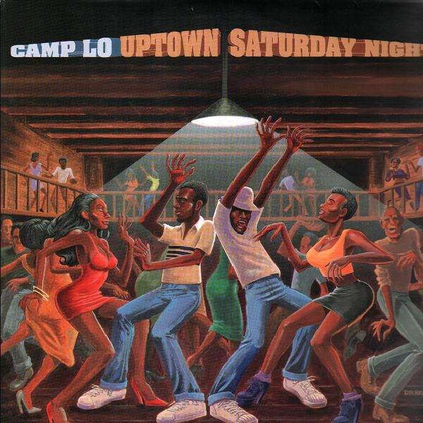 Camp Lo Uptown Saturday Night 2lp Temple Of Deejays