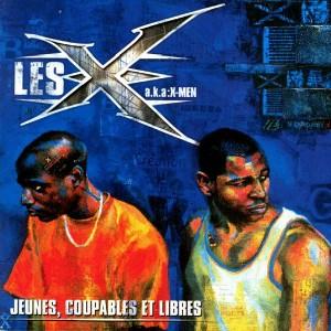 X Men - Jeunes, Coupables et Libres - 2LP
