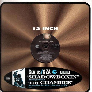 Genius / GZA - Shadowboxin / 4th chamber - 12''