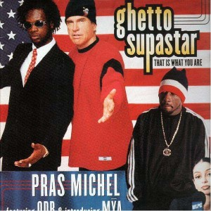 Pras Michel - Ghetto supastar that is what you are - 12''