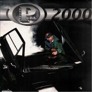 Grand Puba - 2000 - LP