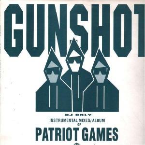 Gunshot - Patriot games - 2LP
