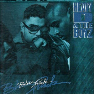 Heavy D and The Boyz - Blue funk - LP