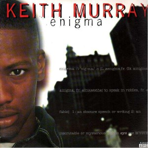 Keith Murray - Enigma - 2LP