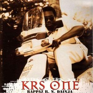 KRS-One - Rappaz r n dainja / Ah yeah / Sound of da police - 12''
