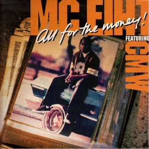 Mc Eiht - All for the money - 12''