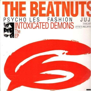 The Beatnuts - Intoxicated demons EP - 12''