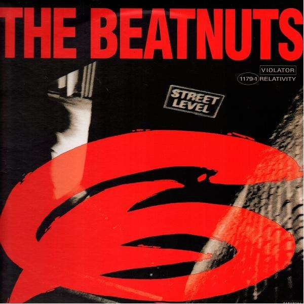 The Beatnuts Street Level Lp Temple Of Deejays