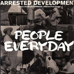 Arrested development - People everyday /  Tennessee - 12''