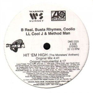 B Real / Busta Rhymes / Coolio / LL Cool J / Method Man - Hit em high - 12''