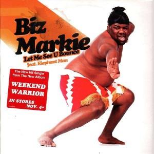 Biz Markie - Let me see u bounce - 12''