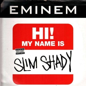 Eminem - My name is - 12''