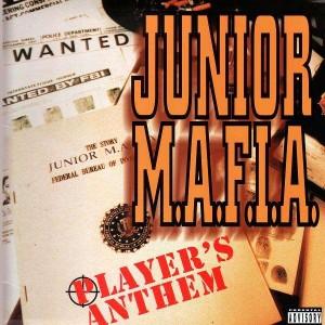 Junior Mafia - Players Anthem - 12''