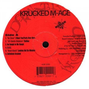 Krucked M-Age - Definitely Krucked - LP