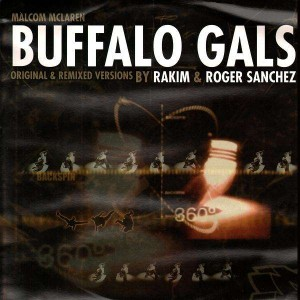 Malcolm McLaren - Buffalo gals - 12''