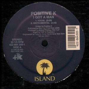 Positive K - Night shift / One of the head - 12''