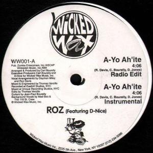 Roz - A yo ahite - 12''