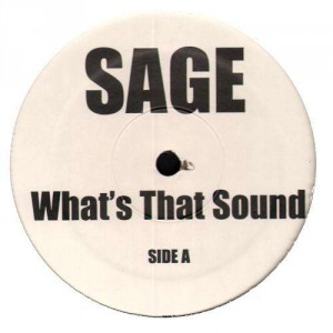 Sage - Whats that sound / Can you feel it - 12''