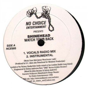 Shinehead - Watch your back - 12''
