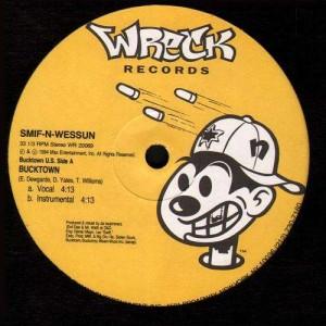 Smif-N-Wessun - Bucktown / Lets git it on - 12''