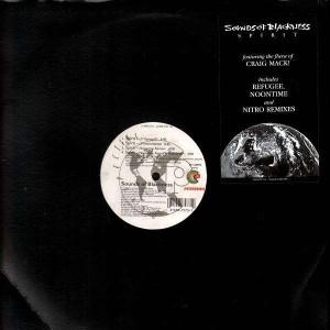 Sounds Of Blackness - Spirit - 12''
