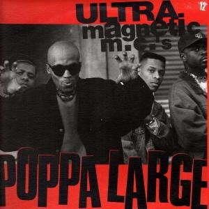 Ultramagnetic MCs - Poppa Large - 12''