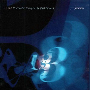 US3 - Come on everybody - 12''
