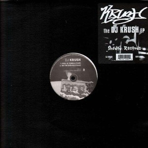 Dj Krush - The dj krush ep - 12''