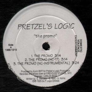 Pretzels Logic - The promo / Who you think - 12''