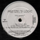 Pretzels Logic - The promo / Who you think - 12''