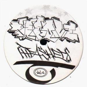 D-Styles - Needle Trashers vol.4 - LP