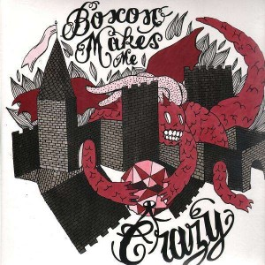 Boxon records - Boxon makes me crazy - 2LP