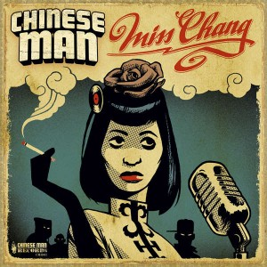 Chinese Man - Miss Chang EP - 12''