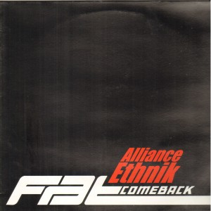 Alliance Ethnik - Fat Come Back - 12''