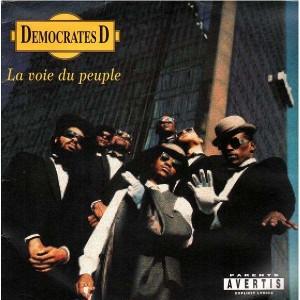 Democrates D - La voie du peuple - 2LP