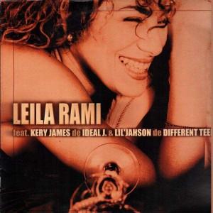 Leila Rami - Quelques grammes de poudre / Dernière ballade / Nous deux - 12''