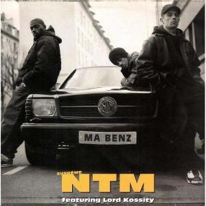 NTM - Ma benz - 12''