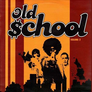 Various Artists - Old school volume 2 - 12''