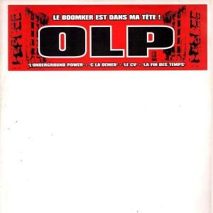 OLP - Le boomker est dans ma tete ep- 12''