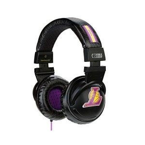 Casque Skullcandy - Lakers Black Hesh NBA Kobe Bryant
