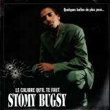 Stomy Bugsy - Quelques balles de plus... le calibre qu'il te faut - 3LP