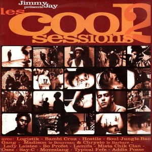 Various Artists - Les cools sessions 2 - 2LP