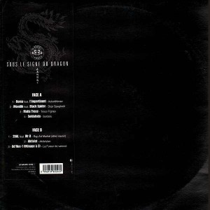Various Artists - Sous le signe du dragon - LP