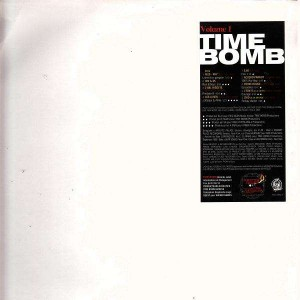 Various Artists - Time bomb volume 1 - LP