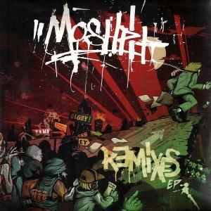 Moshpit - Moshpit Remixes - 12''