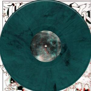Q-Bert - Superseal in 3D - LTD Blue/Green LP