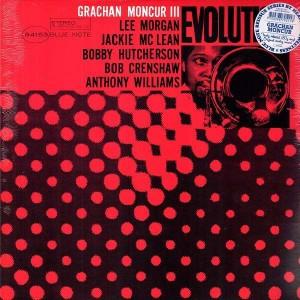 Grachan Moncur III - Evolution - LP