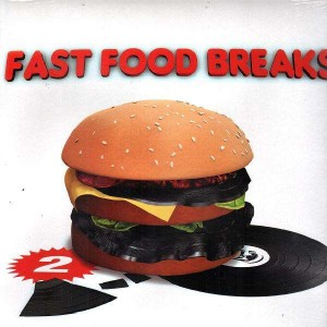 DJ Ritch - Fast food breaks vol.2 - LP