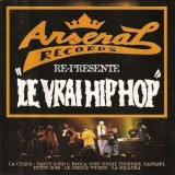 Arsenal Records - Le vrai hip-hop (various artists) - 2LP