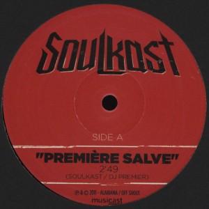 Soulkast - Première salve - 12''